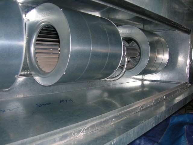 Decontamination of Ducts System Affected By Construction Dust