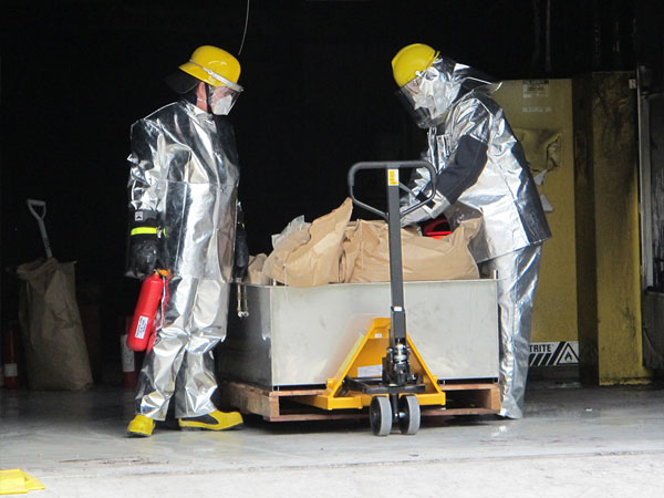 Chemical Disaster Recovery in Singapore | Protective Equipment for Human Safety
