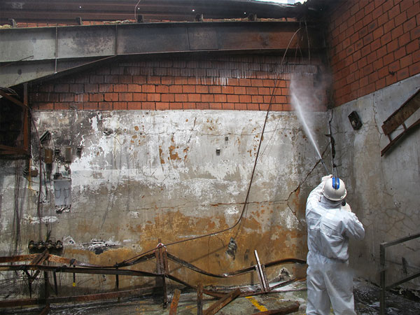 Chemical Disaster Recovery in Singapore | Decontamination after hazardous cylinder removal