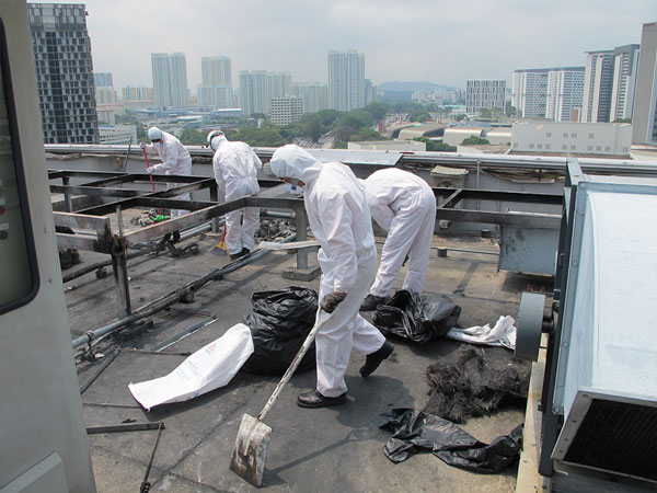 Chemical Disaster Recovery in Singapore | Proper Waster Disposal Procedure