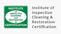 Institute of Inspection Cleaning Restoration Certification
