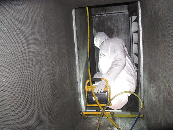 Duct Cleaning in Singapore