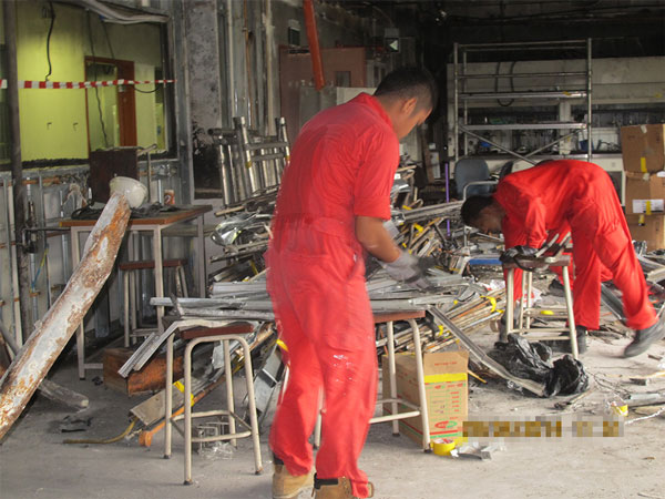 fire-restoration-clean-up-university-laboratory