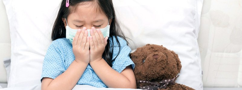 The Health Effects Of Mold On Children: Respiratory Problems