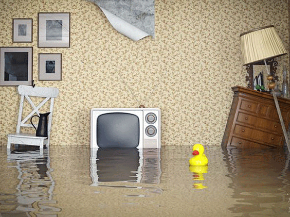 Water Damage Restoration Offered by Disaster Restoration Singapore